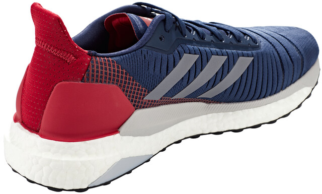 adidas Solar Glide 19 Low Cut Shoes Men collegiate navygrey